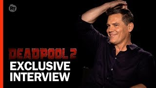 UNCUT 'Deadpool 2' Interviews | Rotten Tomatoes