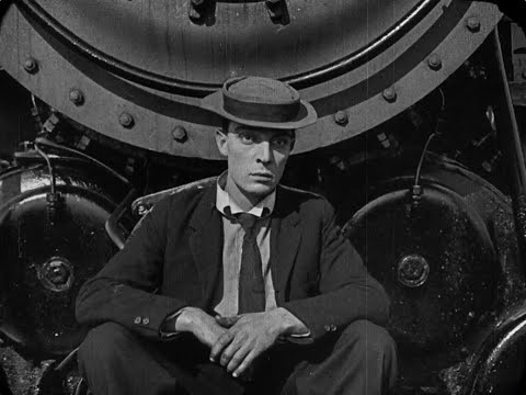 Buster Keaton - The Art of the Gag (Every Frame a Painting)