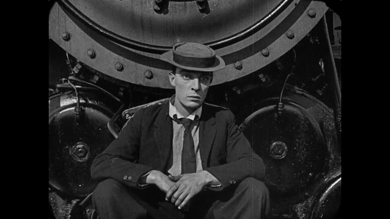 Buster Keaton - The Art of the Gag | Video