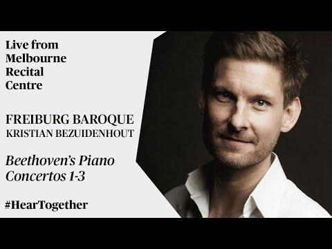 #HearTogether: Freiburg Baroque & Kristian Bezuidenhout perform Beethoven's Piano Concertos 1-3