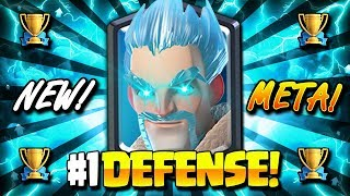 *NEW* UNBREAKABLE DEFENSE COMBO DOMINATES!! NEW META DECK!!
