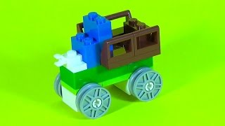 How To Build Lego Carriage - 4630 Lego® Build & Play Box Building Instructions For Kids