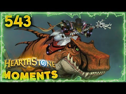 Luckiest Interaction Ever!! (Must Watch!) | Hearthstone Daily Moments Ep. 543