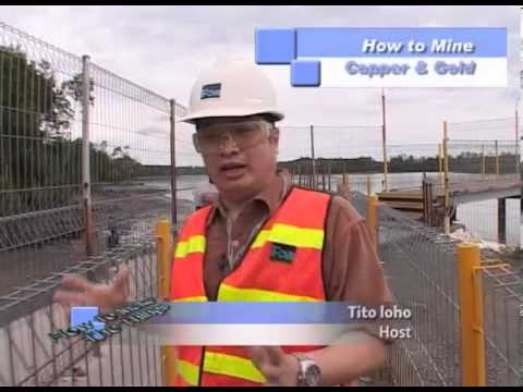 """Serial How To Make The Things: """"How To Mine Cooper And Gold"""" (Freeport) Eps 2 Segment 3 Of 4"""