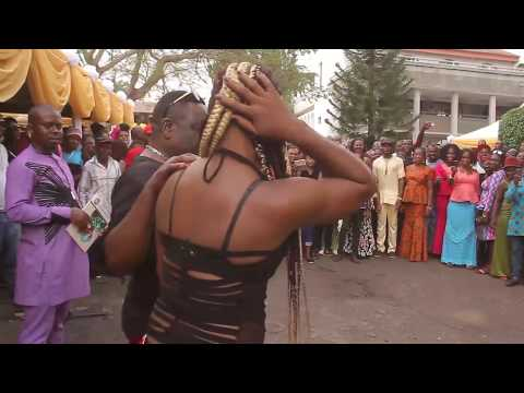 MR IBU's COMIC SHOW & THE MAKOSSA BAND.......UGWUMBA TV