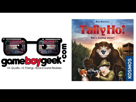Tally Ho Review with the Game Boy Geek