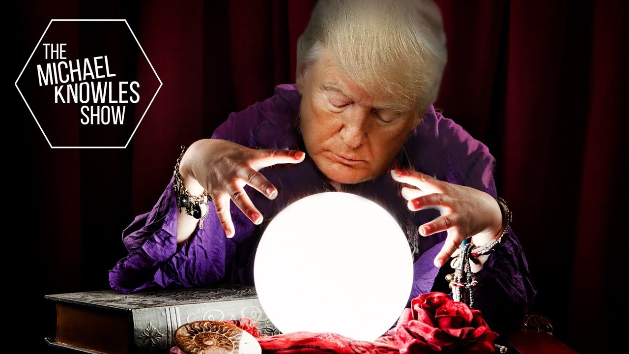 Trump's Crystal Ball | The Michael Knowles Show Ep. 391
