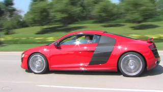 2010 Audi R8 V10 Videos