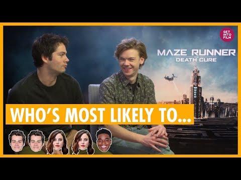 Maze Runner Cast