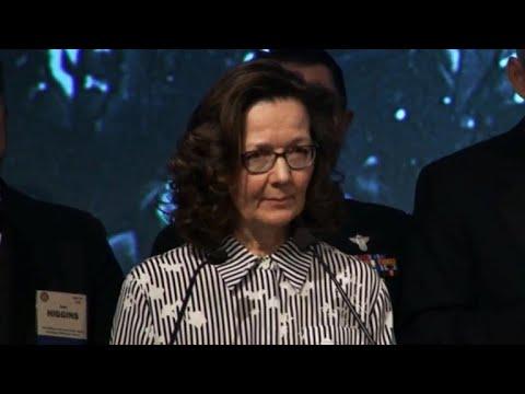Trump picks Gina Haspel as new CIA director