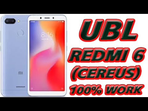 unlock-bootloader-redmi-6-(cereus)