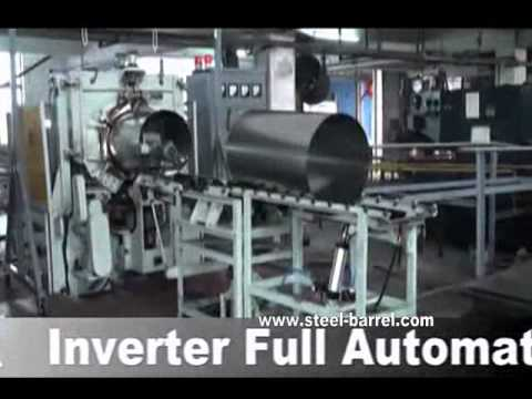 Full Automatic Barrel Welding Machine