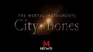 The Mortal Instrument: City Of Bones (2014) Trailer Review with The M News