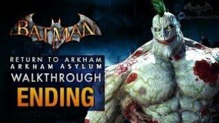 Batman Arkham Asylum #6 Joker