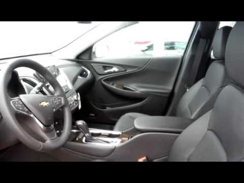 New 2017 Chevrolet Malibu Premier for sale in Edson, AB
