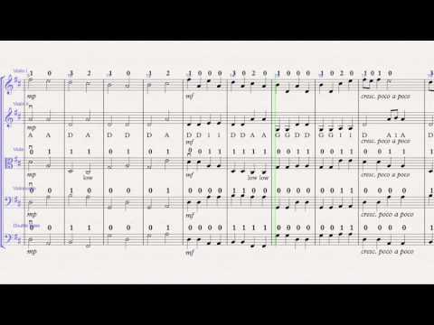 Canon In D Major String Orchestra Karaoke