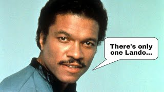 Billy Dee Williams Calls Out Disney's Star Wars!