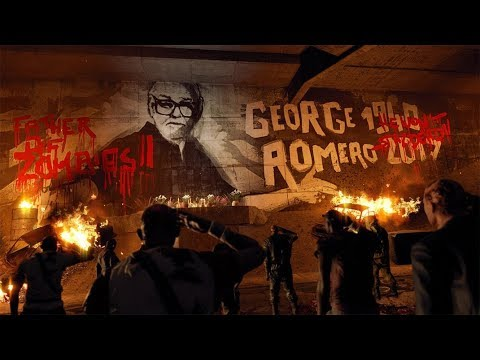George Romero Tribute | Dying Light