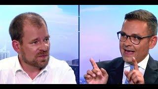 Fellner! Live: Rudi Fußi vs. Gerald Grosz
