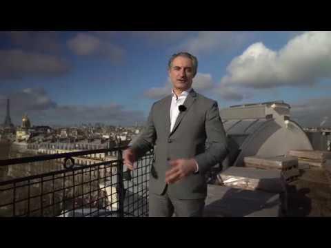 Interview de Mr Jean-Luc Cousty, Directeur Général de l'Hôtel Lutetia