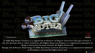 Big Mutha Truckers gameplay (PC Game, 2002)