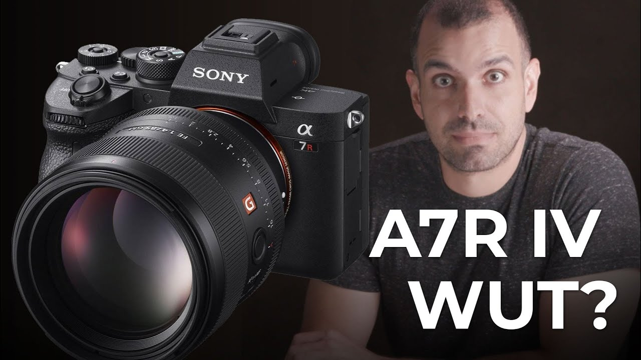 Sony A7R4 Reactions and Initial Thoughts