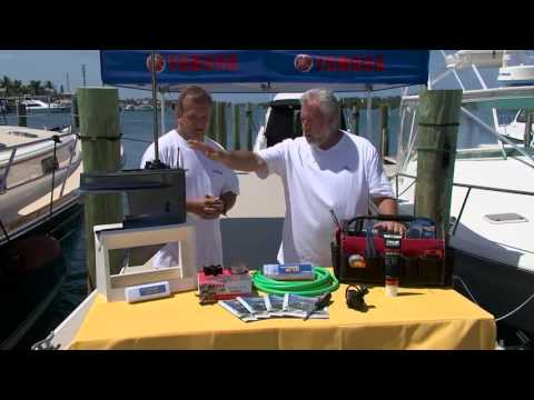 How to maintain your outboard water pump and lower unit.