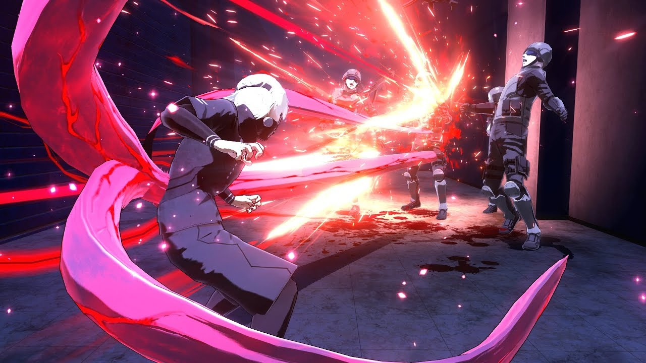 Tokyo Ghoul: re Call to Exist - 1st Official Trailer   PS4 「東京喰種:re 【CALL  to EXIST】」
