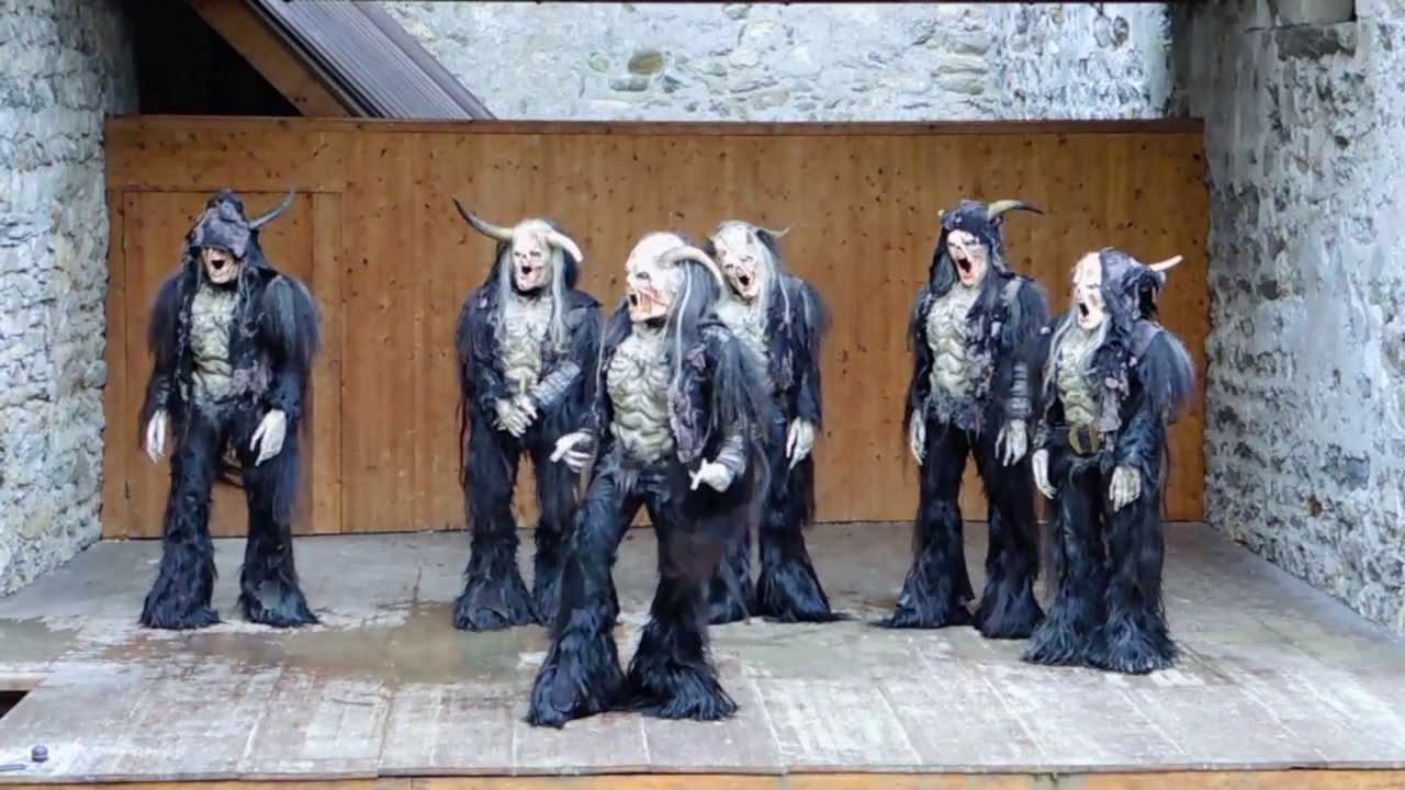krampus harlem shake schwarze horde 2013 youtube. Black Bedroom Furniture Sets. Home Design Ideas