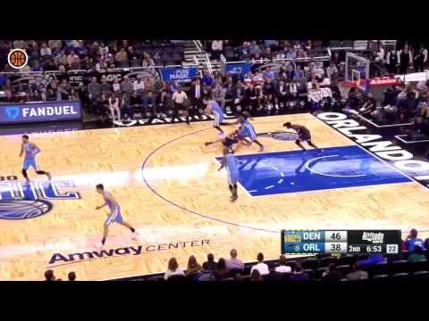 Devner Center - Nikola Jokic's Incredible Great Assist Highlights | 丹佛金塊中鋒超厲害的傳球技術