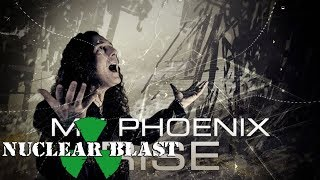 Turilli/Lione Rhapsody - Phoenix Rising (OFFICIAL LYRIC VIDEO)