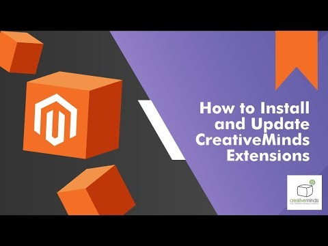 How to Install or Update Your Magento Extension