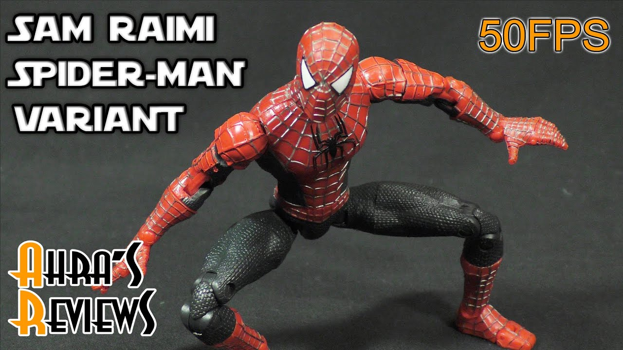 SPIDER-MAN ACTION FIGURE DELLA poseable Spider-Man da Amazing Spider-Man