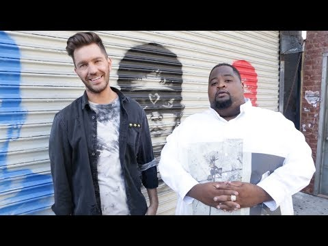 """Andy Grammer - Behind the Scenes of the """"Give Love"""" Music Video"""