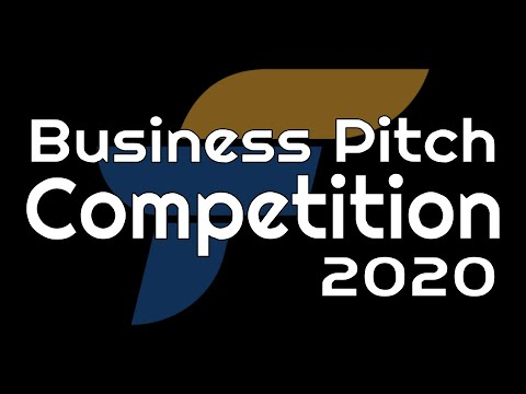 Business Pitch Competition 2020 - FlexTech High School