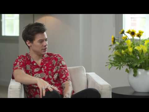 Harry Styles Interview After The Album 2017