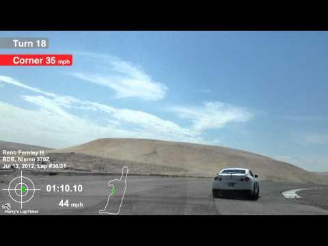 Test 'n Tune 7/13/12 - Reno Fernley Raceway