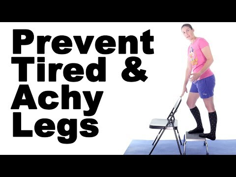 5 Best Ways to Prevent Aching Legs and Leg Fatigue According to Doctor Jo