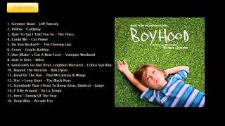 Boyhood 2014 Full Soundtrack