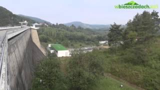 wbieszczadach.net - Zapora w Solinie