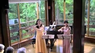 Ensemble Liri @埼玉森林公園サロンコンサート2012 アメイジンググレイ...