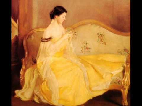 """Gioachino Rossini - Il signor Bruschino (1813) - """"Ah! donate il caro sposo"""""""