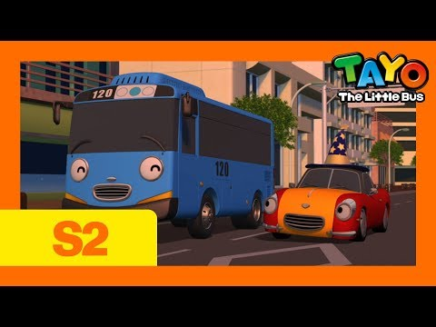 Tayo the Grown Up l Tayo S2 EP15 l Tayo the Little Bus
