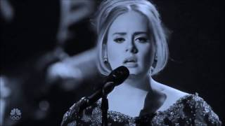 Adele Water Under The Bridge Live 2015-2016