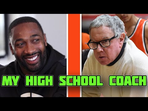 Gilbert Arena's High School Coach ALWAYS Knew He'd Go Pro   No Chill with Gilbert Arenas