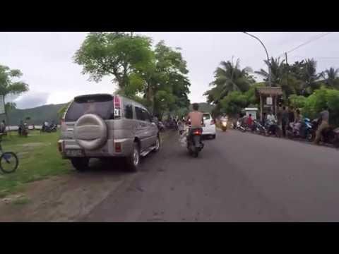 Lombok Kuta Bike Ride