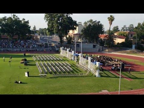 El Diamante High School commencement Ceremony - Mineral King Bowl