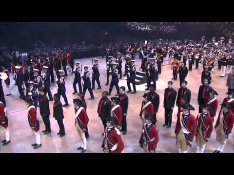 2016 VIT HD FINALE, PRELUDE, LAST CALL, SALUTE, MARCH OFF