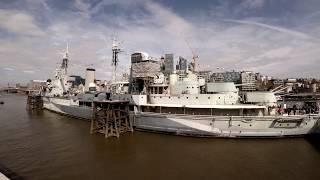 HMS Belfast Walkthrough Tour 2018 - 4k thumbnail