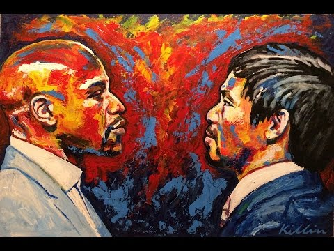 Training Motivation | Pacquiao/Mayweather | The Fire (KP)